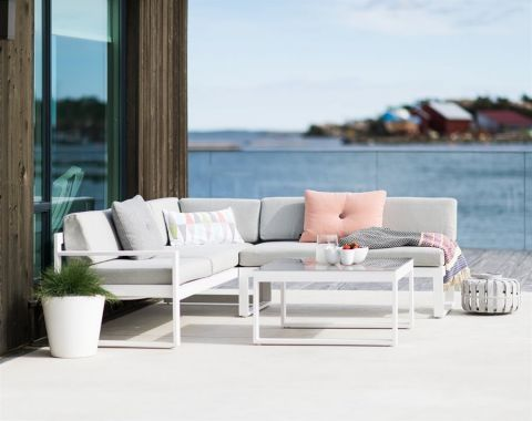 (6) FINN – 'hagemøbler aluminium', Torget