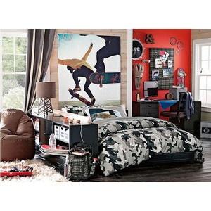 31 best boy teenage bedroom yellow orange grey images on pinterest