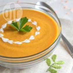 Foto da receita: Sopa de lentilha egípcia