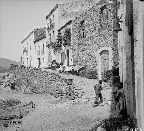 Cadaqués, 1907. Autor: Antoni Bartomeus i Casanovas (AFCEC_BARTOMEUS_B_00909)