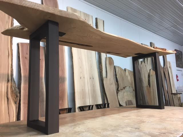 Steel Table Legs For Sale. Ohiowoodlands Metal Table Legs. Sofa Table Legs, Accent Table Legs, Jared Coldwell Metal Table Legs For Sale.
