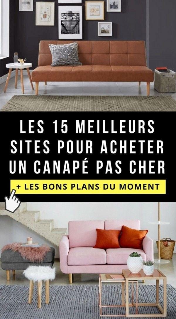 15 Autres Boutiques Que Ikea Pour Acheter Un Canape Pas Cher Canape Pas Cher Deco Maison Pas Cher Canape Petit Espace