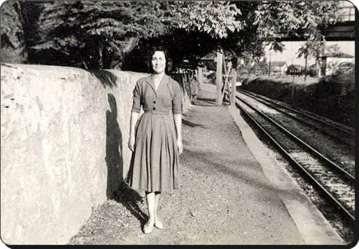 Göztepe Tren yolu - 1938