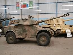 Image result for Panhard AML-90 Armored Car