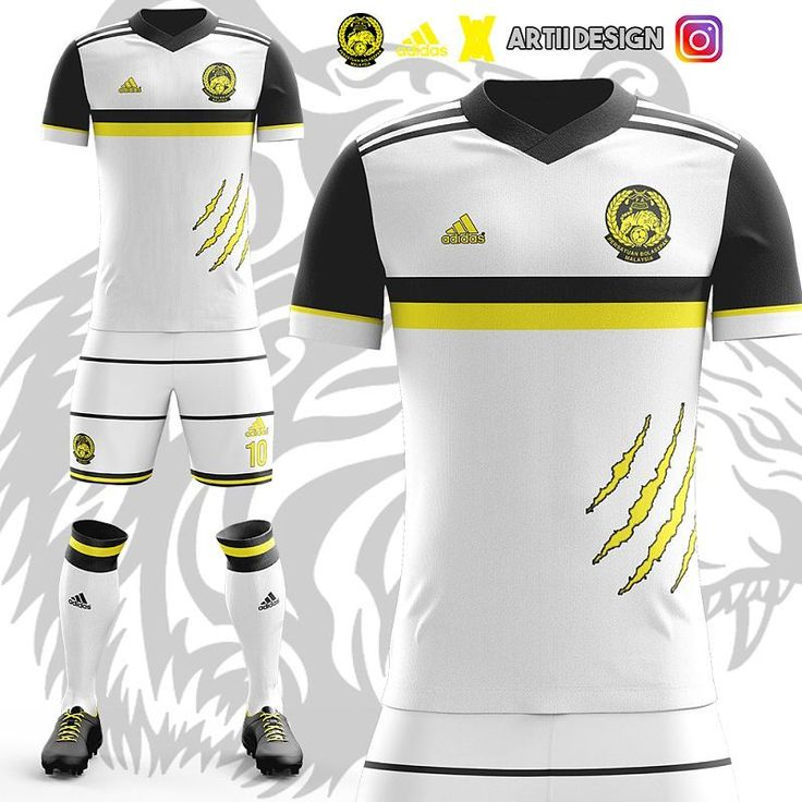 """1,534 Likes, 27 Comments - Memes Football Malaysia🇲🇾 (@memes.bola) on Instagram: """"Away kit for Malayan Tiger?When our national team jersey will be like this?We should be creative in…"""""""