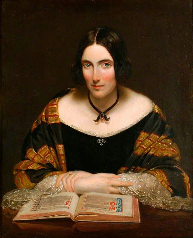 The Hon. Mrs E. Mills,1845