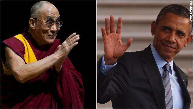 China calls on U.S. to scrap meeting between Obama and Dalai Lama