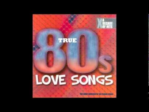80s love song mix (30 MINS OF LOVIES) part 1, Great songs, not my list, just a video found on YouTube