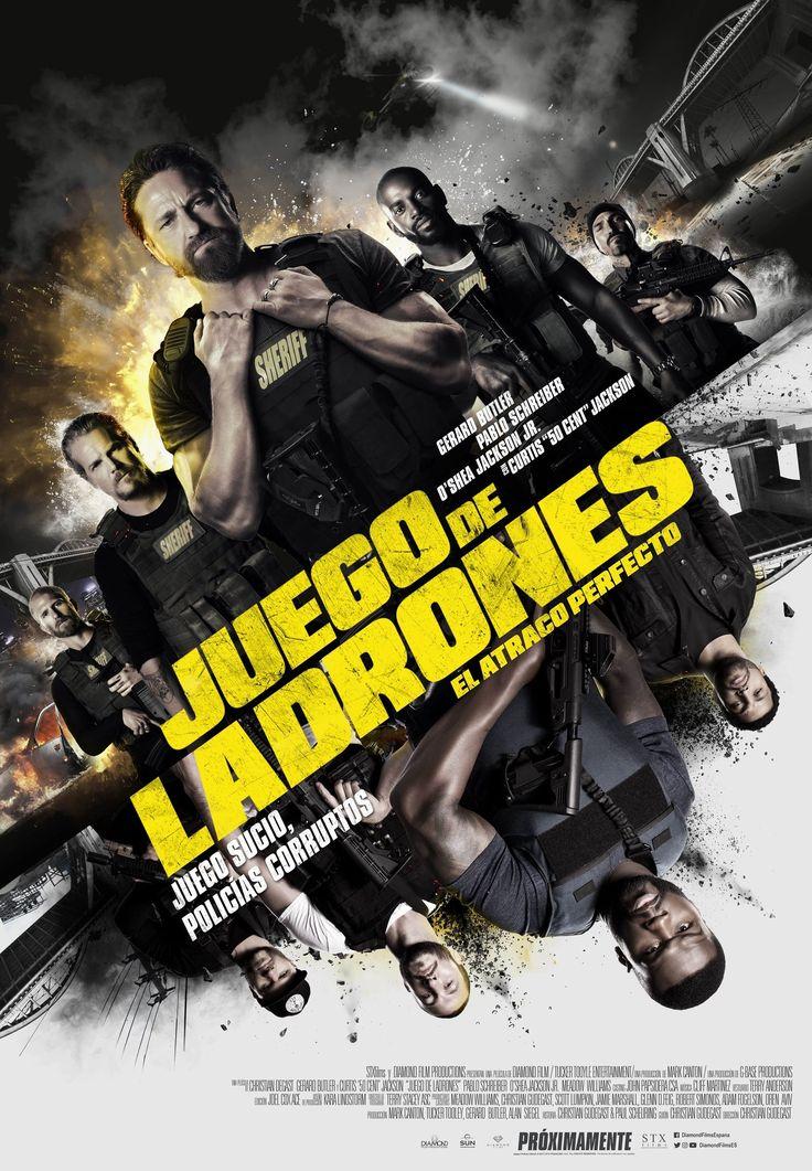 Descarga Juego De Ladrones El Robo Perfecto Película Completa En Español Latino Mega Movies To Watch Gerard Butler Youtube