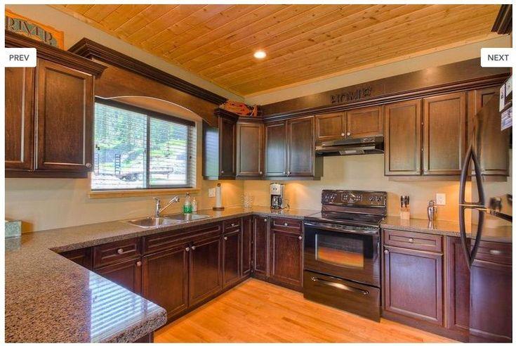 espresso cabinets with black appliances kitchen remodel kitchen cabinets with black on kitchen remodel appliances id=47955