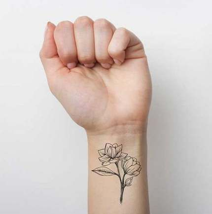 15 Ideen für Womens Tattoos Sinnvolle Vögel