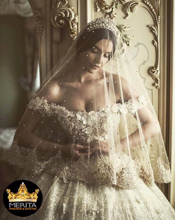 Beautiful Albanian Bride
