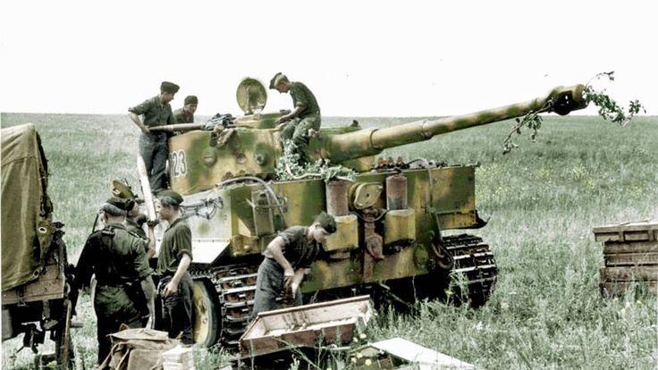 Bundeswehr Tiger Panzer