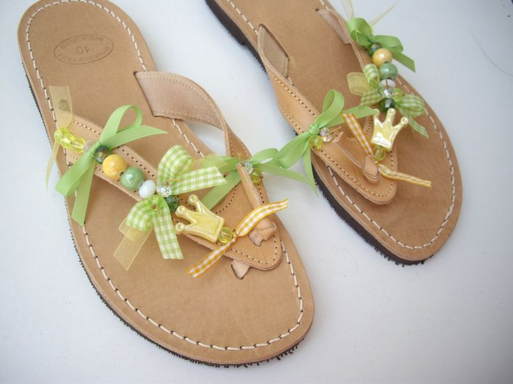 HandMade Sandals https://www.facebook.com/AnnasConcepts
