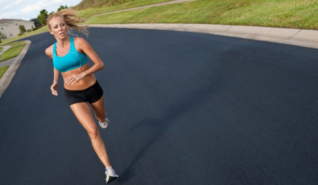 Running Playlist: The Top 10 Songs for April 2012 (Shape)