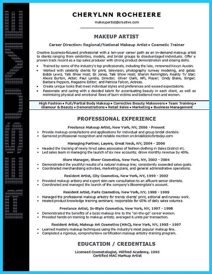 The 25+ best Artist resume ideas on Pinterest Cv ideas, Creative - art resume template