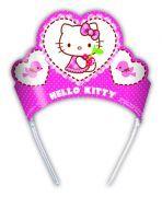 Hello Kitty Doğum Günü Taçları. Gelen Misafirlerinize Hediye Edebileceğiniz Ve Doğum Günü Partinize Renk Katacak Bir Ürün Hello Kitty Taç