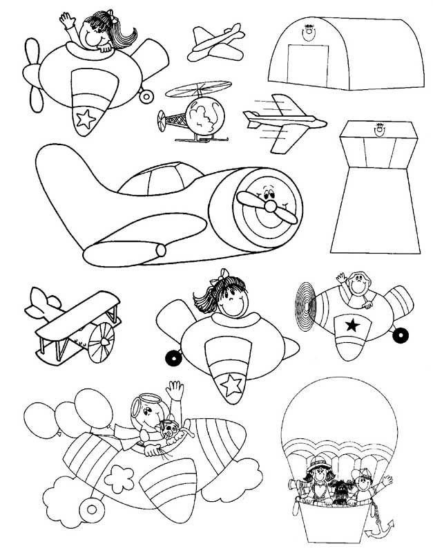 Taşıtlar Boyama Dibujos Bordes Y Marcos Ve Fichas