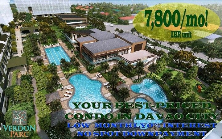 Verdon Parc Davao Condo near SM Ecoland, University of Mindanao & Ateneo for as low as Php7,800/mo! For other DMCI Homes project please visit http://www.dmci-makati.com/verdon-parc-davao-condo-near-ateneo/