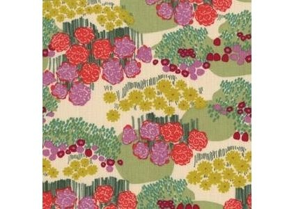 tiny forest fabric by kobayashi