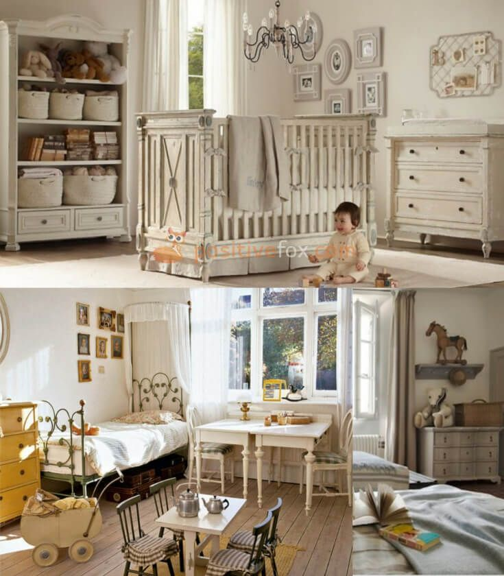 Provence Kids Rooms Interior Design. Nursery Design Ideas. Explore more Provence Kids Rooms Interior Design on https://positivefox.com #smallspaceskidsrooms #provencekidsroom #kidsroomideas #provencekidsroomideas #interiordesign #collage #homeideas #homesmallspaces #smallspaces #nurserydesignideas #provenceinterior #collage