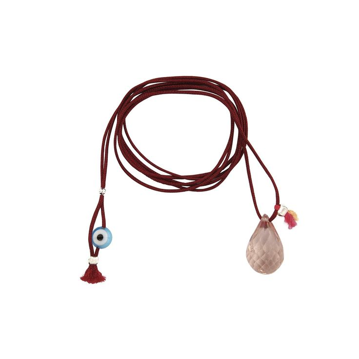No.67 Drop Necklace - Fall In Love
