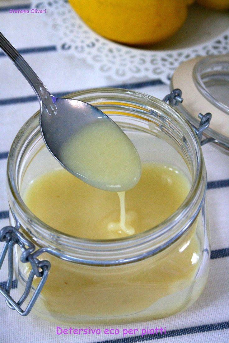 Sapone liquido per i piatti e lavastoviglie Questa è la ricetta per il sapone liquido per i piatti e lavastoviglie.