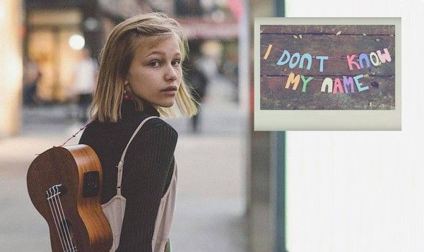 """AGT"" Winner Grace VanderWaal Releases Lyric Video for ""I Don't Know My Name"""