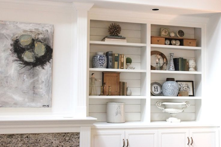 23 Best Images About Faux Fireplace/ Bookcase Focal Point