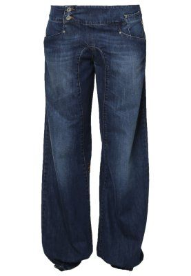 Nikita - REALITY - Jeans Relaxed Fit - blue collar