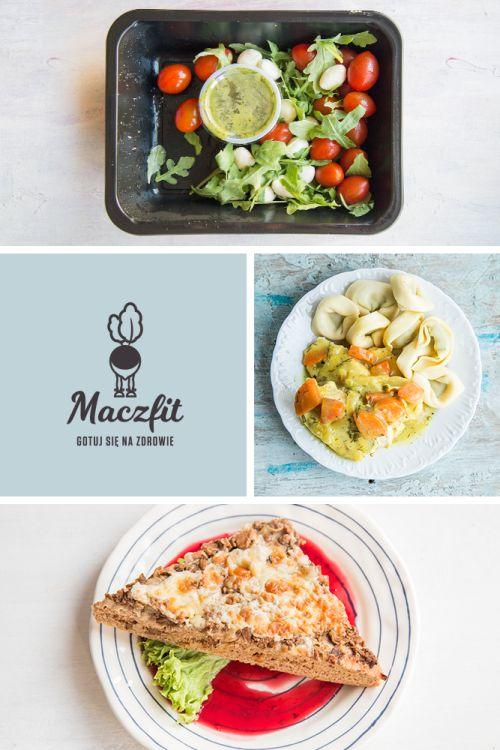 Zdrowe dania z odstawą pod drzwi - wypróbuj Maczfit! #maczfit #catering #danie #fit #pizza #mealbox #dieta #pudełkowa #inspiracje #warzywa #dieta #kalorie
