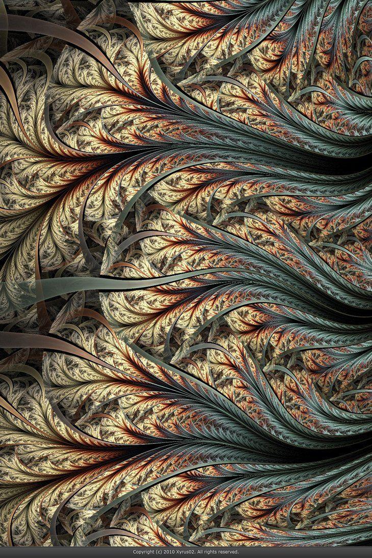 Cold Stream - digital fractal art by `Xyrus02 on Deviant Art