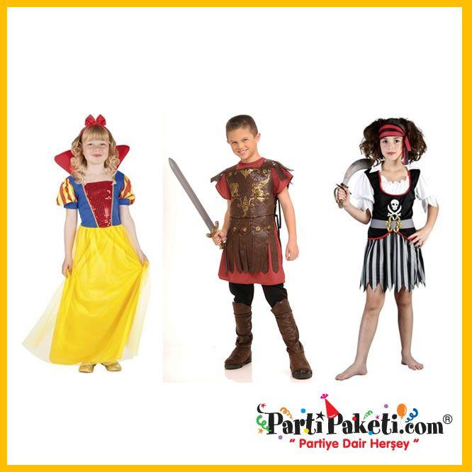 Onlarca kostüm, hayalindeki kahraman olabilmen için seni bekliyor :) Hemen tıklamalısın > http://www.partipaketi.com/ara/kostüm