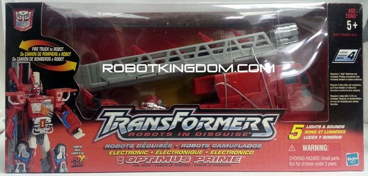 rid optimus prime misb (hasbro transformers) available now! #transformer