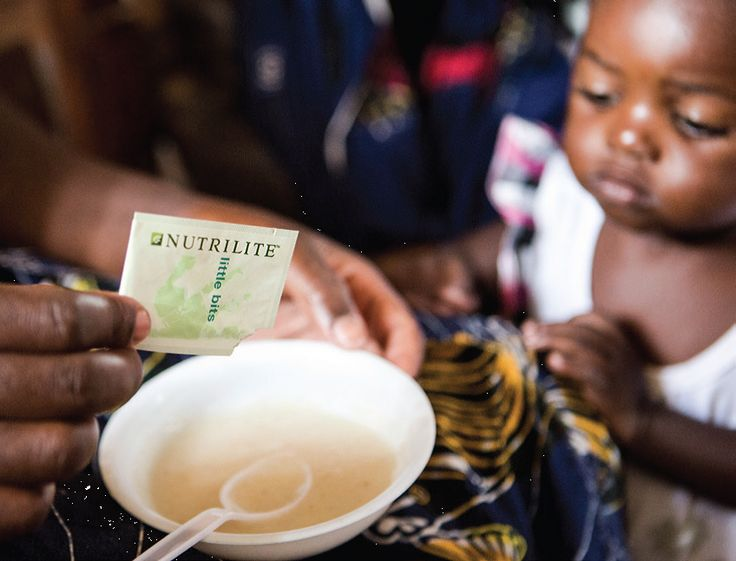 USA TODAY: Amway Expertise Improves Childhood Nutrition Globally   3BL Media