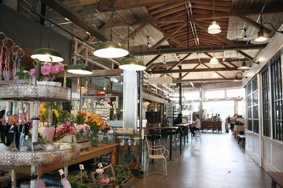 Whatever you're in the mood for, Capitol Hill's Melrose Market has the answer.