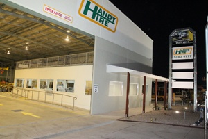 Handy Hire, open with everything you need to hire for just about any job! 19 Industrial Avenue Bundaberg!