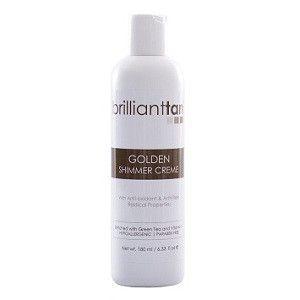 Golden Shimmer Creme   Brilliant Tan