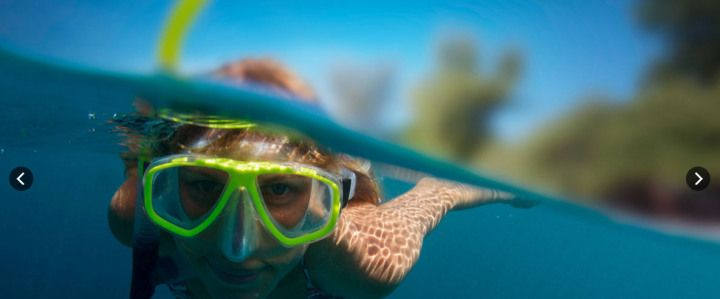 Snorkel and scuba dive at the Cook Island Marine Reserve.