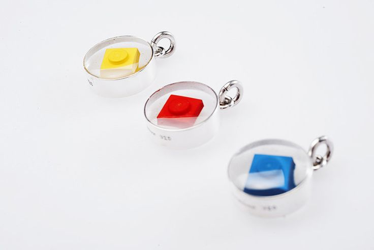 Lego Pendant. TT.002 by  Glenn Adendorff Jewellery for sale on http://hellopretty.co.za