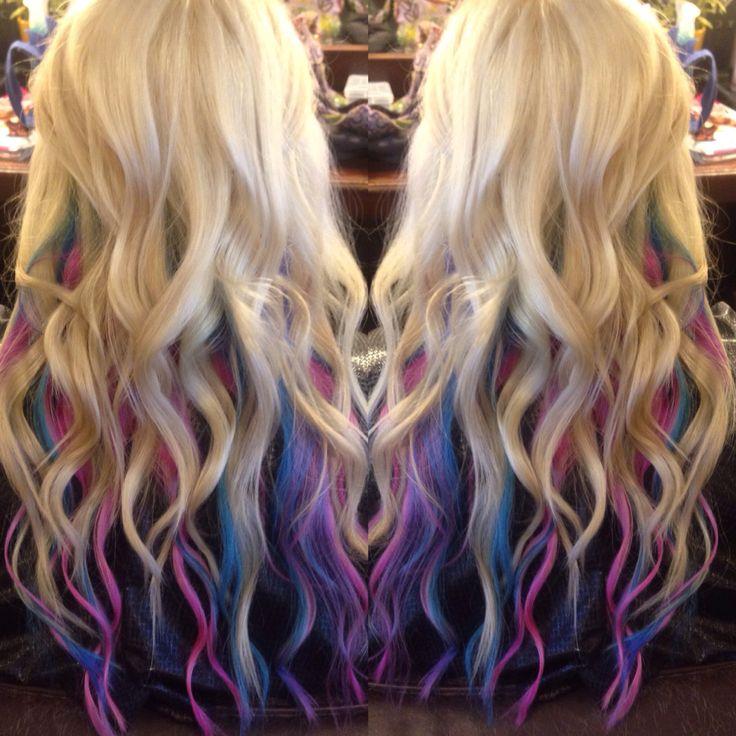 best 20 pink hair streaks ideas on pinterest colored