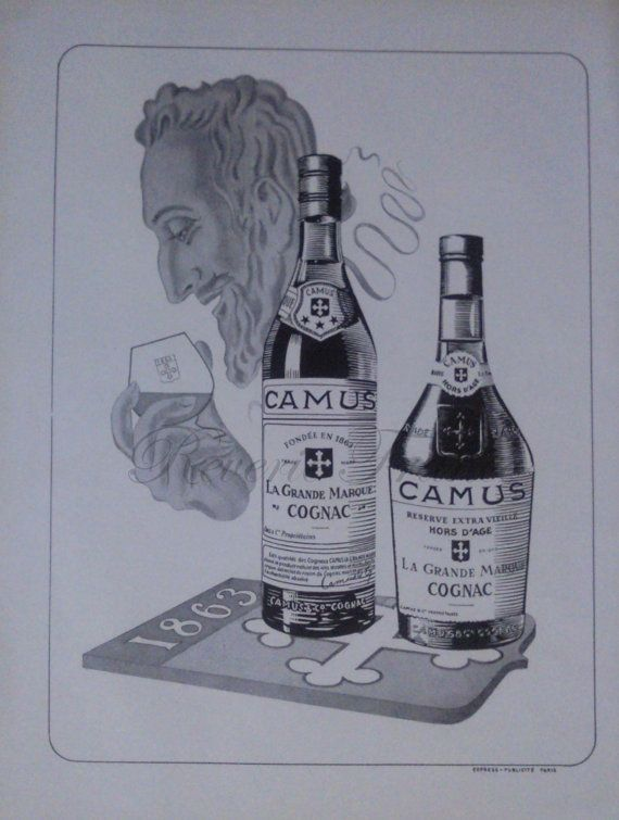 #camus #cognac 1954