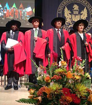 Reitor da PUCRS é Doutor Honoris Causa pela Universidade Dalhousie, do Canadá