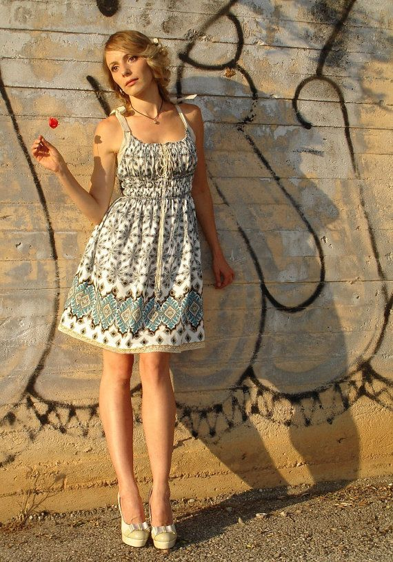 17 best images about country on pinterest brown belt for Country dresses for wedding guest
