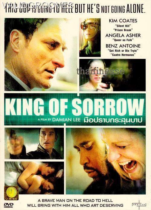 King of Sorrow [DVD PAL Color] (2007) Kim Coates, Angela Asher, Crime Drama