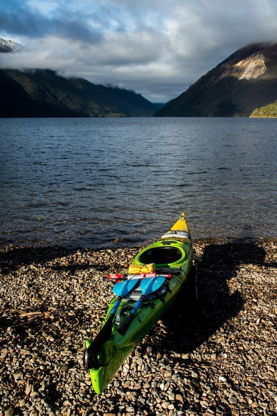 KAYAKS! I have only been on a few short Kayak trips in my life and I treasure the memories of them and can't wait 'till the next time I go on one.: