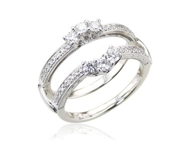 engagement ring enhancers with yellow diamonds 7 - Cute Wedding Rings