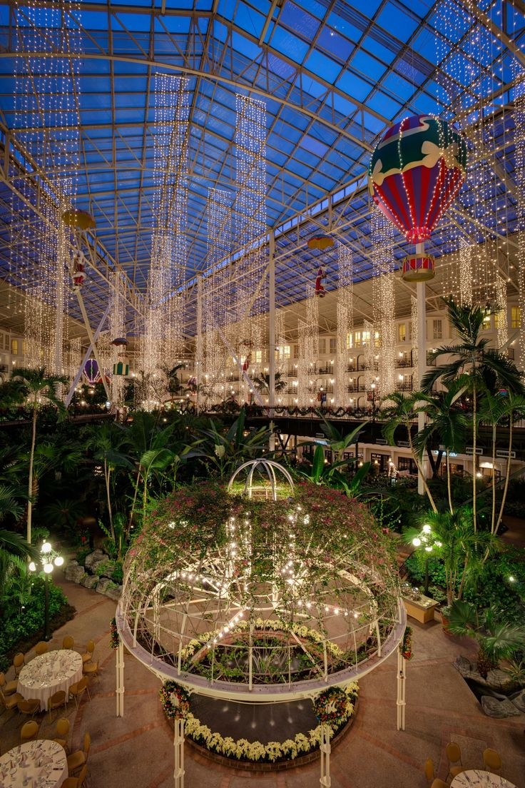 116 best Gaylord Opryland Resort images on Pinterest | Nashville ...