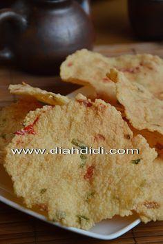 Diah Didi's Kitchen: *Kerupuk Sermier*... Buatan Sendiri..Enakk..^^