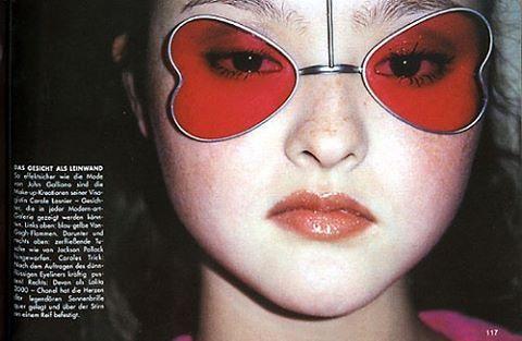 Devon Aoki @ Chanel SS 2000